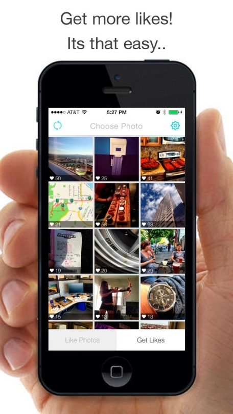 instaliked - Get more instagram likes!