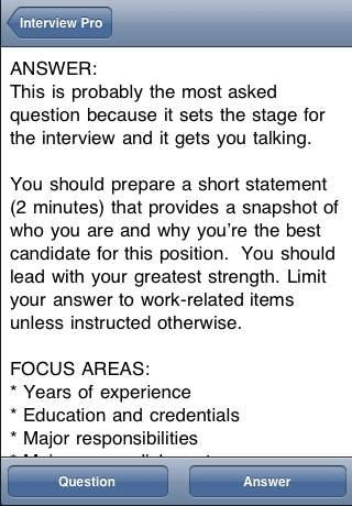 Interview Pro