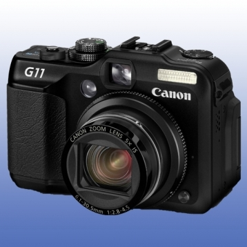 Introduction to the Canon G11