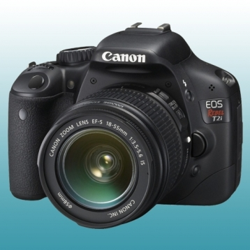 Introduction to the Canon T2i : Advanced Topics