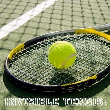 Invisible Tennis