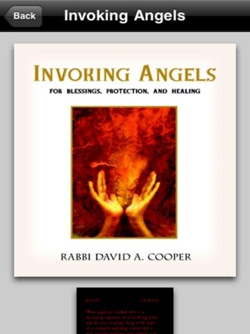 Invoking Angels