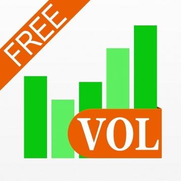 iOptionVol Free : Pro Options Volume Tracking and Visualization with Stock Chart, Watchlist and Hotlist