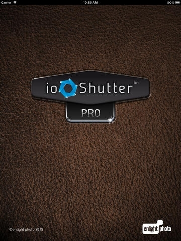 ioShutter™SLR PRO