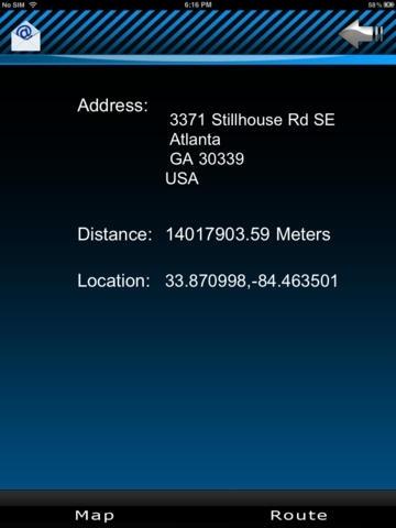 IP Address Tracker