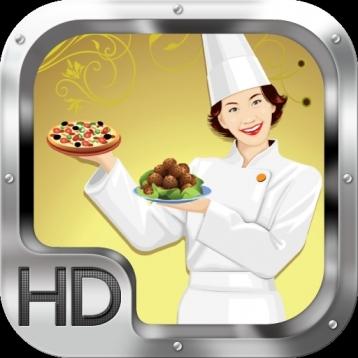 iRecipe Cookbook HD \