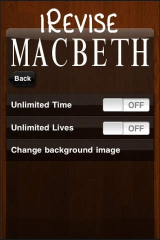 iRevise Macbeth