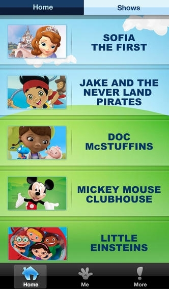 WATCH Disney Junior