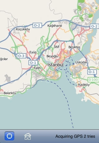 Istanbul Map Offline
