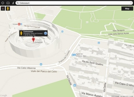 iStreetView for Google Maps : Street View and Places Search