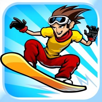 iStunt 2 - Snowboard