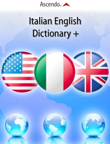 Italian English Dictionary +