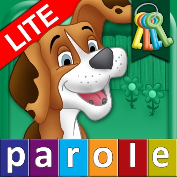 Italian First Words with Phonics Lite: Kids Preschool Spelling & Learning Game