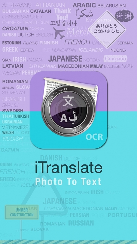 iTranslate - Photo To Text
