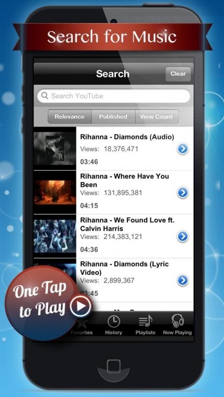 iTube FREE - Playlist Managemenr