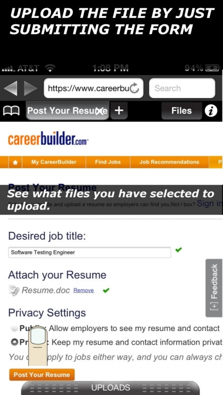website to upload resume resume format resume format for