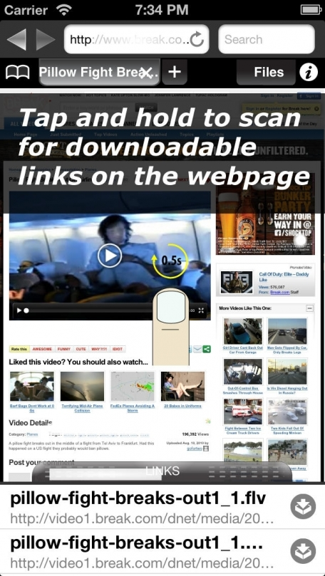 iUploader Pro™ - Uploads and Downloads files to and from websites