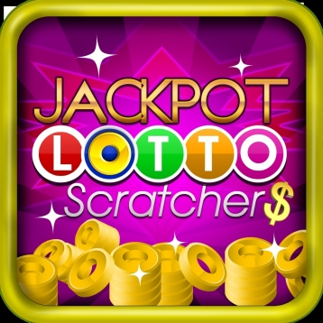 Jackpot Lotto Scratchers - Lucky Party, Egyptian, Texas, Beach & Grand Prix Edition Magic Lottery