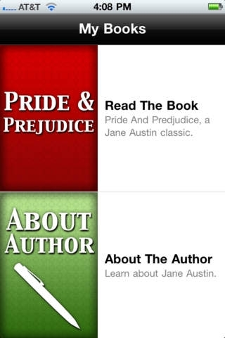 Jane Austin's Pride and Prejudice