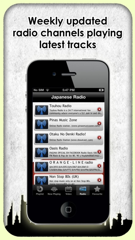 Japan's Top 100 Songs & Japanese Radio (Music Charts & Videos)