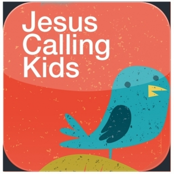 Jesus Calling for Kids Devotional by Sarah Young