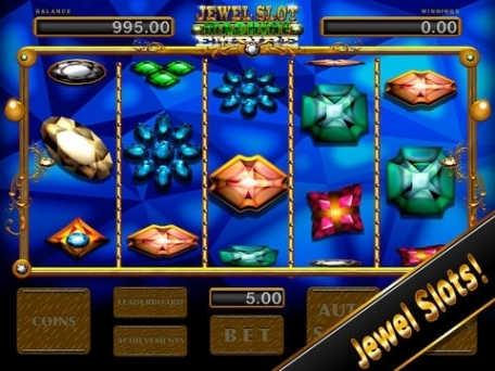 The Jewel Thief Slots - Play for Free & Win for Real