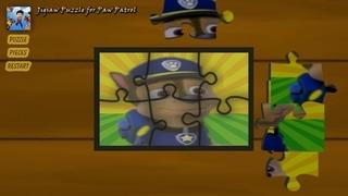 Jigsaw Puzzle for Paw Patrol