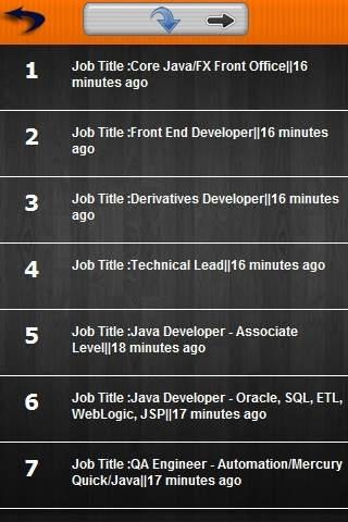 Jobs Aggregator
