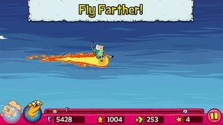 Jumping Finn Turbo - Adventure Time