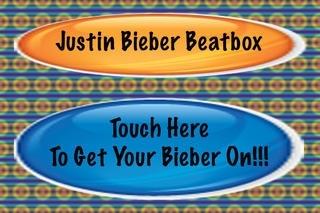 Justin Bieber Beatbox
