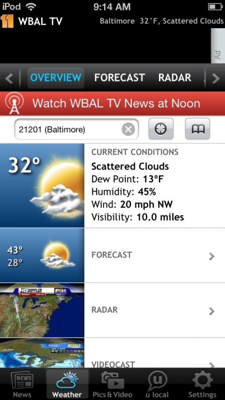 WBAL-TV - Baltimore's free breaking news, weather source