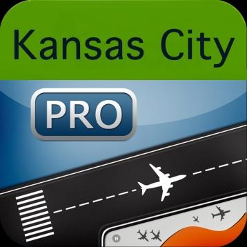 Kansas City Airport - Flight Tracker Premium