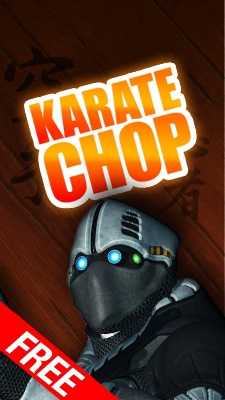 Karate Chop - Fun Ninja Game!