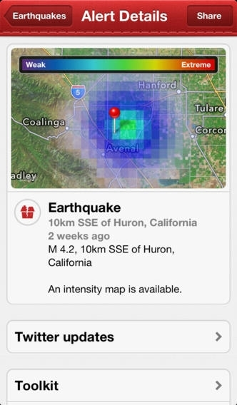 Earthquake by American Red Cross