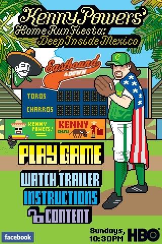Kenny Powers' Home Run Fiesta: Deep Inside Mexico