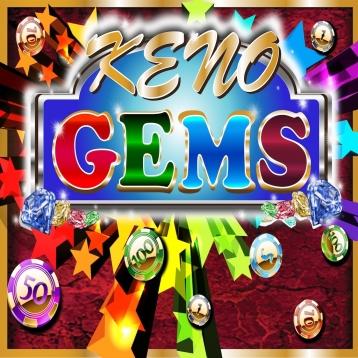 Keno Gems Casino Betting Game FREE