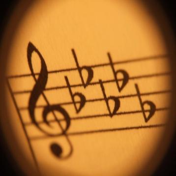 Key Trainer (Key Signature for Treble,Bass,Alto,Tenor)