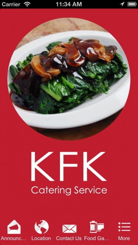 KFK Catering Service