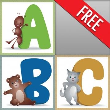 Kids ABC Alphabet Puzzle Game