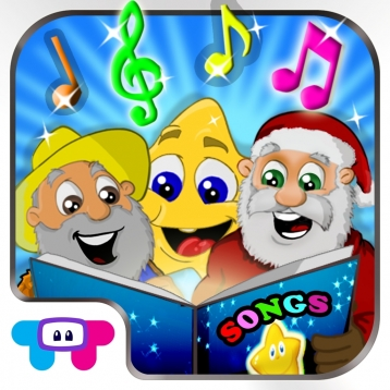 Kids Song Collection - interactive, playful nursery rhymes for children HD