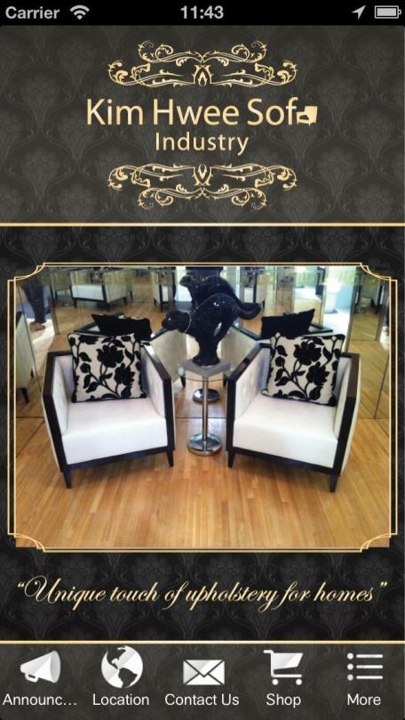 Superior Kim Hwee Sofa Industry