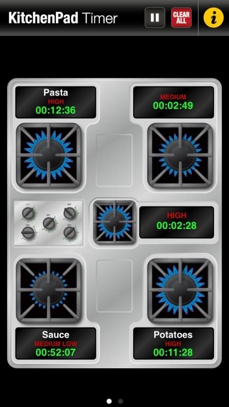 KitchenPad™ Timer
