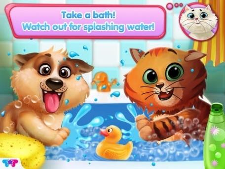 Kitty & Puppy: Love Story
