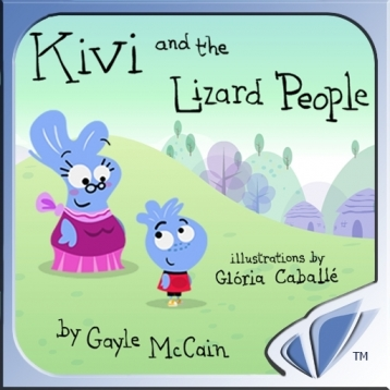 Kivi and the Lizard People