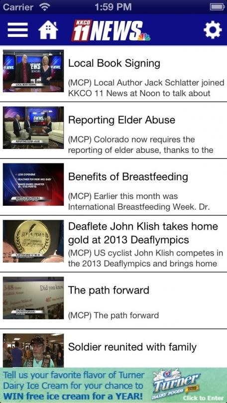 KKCO News