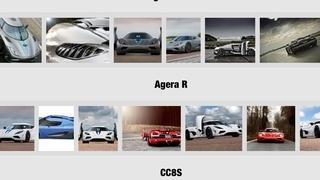 Koenigsegg Collection