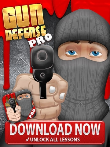 Krav Maga Gun Defence PRO - Self Defense Military Firearms Training