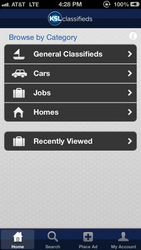 Ksl Classifieds Lifestyle App Review Ios Free For November 2018