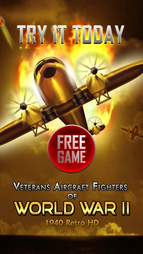 1940 Veterans Aircraft Fighters of World War II Retro HD
