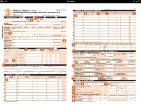 La guida completa al 730 - Il Sole 24 ORE 2012